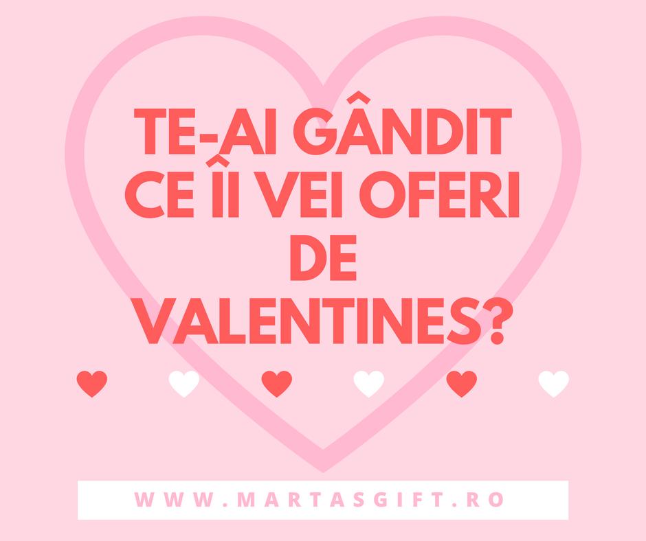Cadouri Valentines